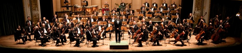 Orquestra Jazz Sinfonica no Teatro Municipal - Geral Pousada , JM- 1392