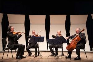 O conjunto de cordas italiano Quarteto de Veneza é um dos mais importantes da categoria. (Foto: One Life Fotografia)